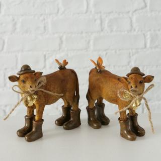 Figur Viona, Set, 2tlg. Kuh