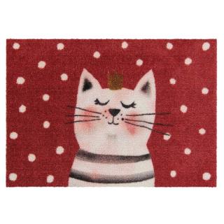 Fußmatte  Prinzess Cat