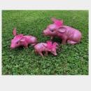 Glücksschweinchen Set, 3-tlg. klein
